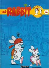 Les rabbit -4- Pas du matin !