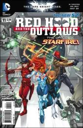 Red Hood and the Outlaws (2011) -11- Stars fading, but I linger on, dear... still craving your death