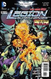 Legion of Super-Heroes (2011) -11- Betrayal