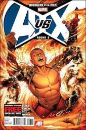 Avengers vs X-Men (2012) -8- Round 8
