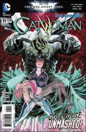 Catwoman (2011) -11- I'm just refilling my coffers