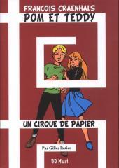 Pom et Teddy (BD Must) -HS- Un cirque de papier
