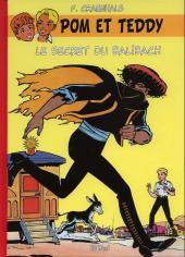 Pom et Teddy (BD Must) -4- Le secret du Balibach