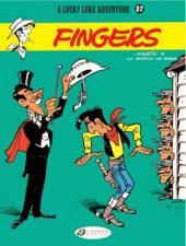 Lucky Luke (en anglais) -5237- Fingers