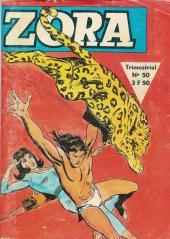 Zora -50- Défi à la mort