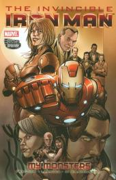 Invincible Iron Man (2008) -INT07- My monsters