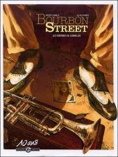 Bourbon Street -1a- Les Fantômes de Cornelius