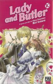 Lady and Butler -10- Tome 10