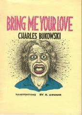 (AUT) Crumb (en anglais) - Bring me your love