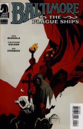 Baltimore (2010) -4- The Plague Ships (4 of 5)