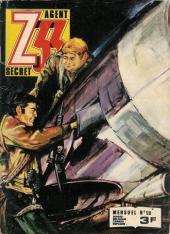 Z33 agent secret -98- Le fugitif de l'aube