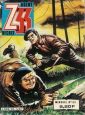 Z33 agent secret -125- La chasse au renard