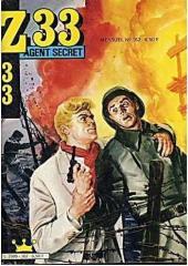 Z33 agent secret -162- Le devin de Kristiansand