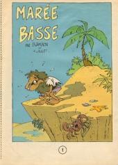 Marée basse (Lauzet/Jaminon) -MR2313- Marée basse
