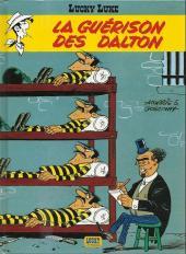 Lucky Luke -44Pub- La Guérison des Dalton