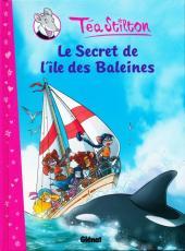 Téa Stilton -1- Le secret de l'île des Baleines