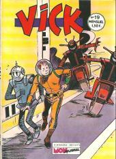 Vick -19- Le cinquième homme