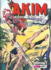 Akim (1re série) -305- Le défi