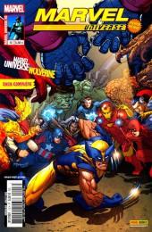 Marvel Universe Hors Série (Panini - 2008) -13- Marvel Universe vs. Wolverine