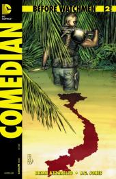 Before Watchmen: Comedian (2012) -2-  Comedian 2 (of 6) - I get around