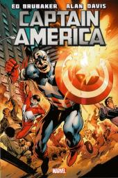 Captain America (2011) -INT02- Captain America by Ed Brubaker Volume 2