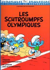 Les schtroumpfs - Collection Télé 7 jours -8- Les Schtroumpfs olympiques