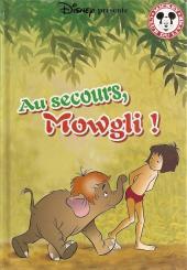 Mickey club du livre -33- Au secours, Mowgli !