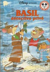 Mickey club du livre -47- Basil détective privé