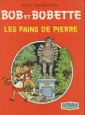 Bob et Bobette (Publicitaire) -Gerv- Les pains de pierre
