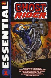 Couverture de Essential Ghost Rider (2005) -INT1- Volume 1