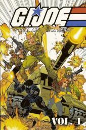 G.I. Joe: A Real American Hero (1982) -INT01- Volume 1