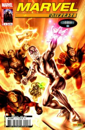 Marvel Universe (Panini - 2012) -3- Annihilators 1/2