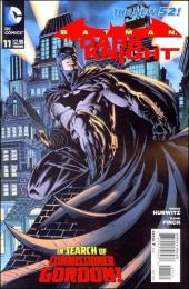 Batman: The Dark Knight (2011) -11- Cycle of violence