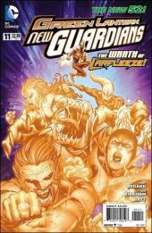 Green Lantern: New Guardians (DC Comics - 2011) -11- Operation : agent orange
