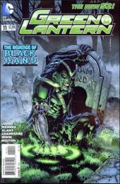 Green Lantern Vol.5 (DC Comics - 2011) -11- The revenge of black hand part 1