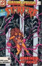 Teen Titans Spotlight (1986) -1- Starfire