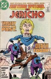 Teen Titans Spotlight (1986) -3- Jericho