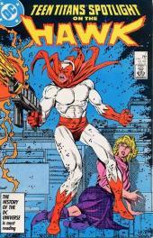 Teen Titans Spotlight (1986) -7- Hawk