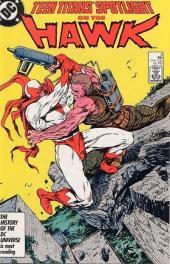 Teen Titans Spotlight (1986) -8- Hawk