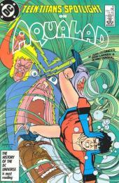 Teen Titans Spotlight (1986) -10- Aqualad
