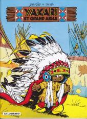 Yakari -1c2006- Yakari et Grand Aigle
