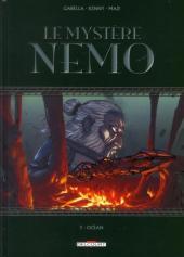 Le mystère Nemo -3- Océan