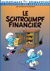 Les schtroumpfs - Collection Télé 7 jours -9- Le Schtroumpf financier