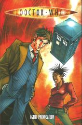Doctor Who (French eyes) -1- Agent provocateur