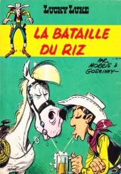 Lucky Luke (Pub et Pastiches) -Total- La Bataille du riz