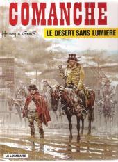 Comanche -5d2002- Le Désert sans lumière
