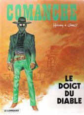 Comanche -7d2002- Le doigt du diable