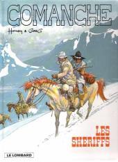 Comanche -8c2001- Les shériffs
