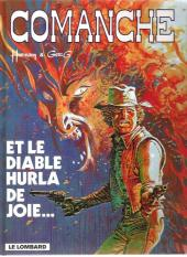 Comanche -9c2001- Et le diable hurla de joie...