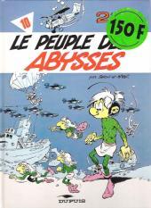 Les petits hommes -10a1998- Le peuple des abysses